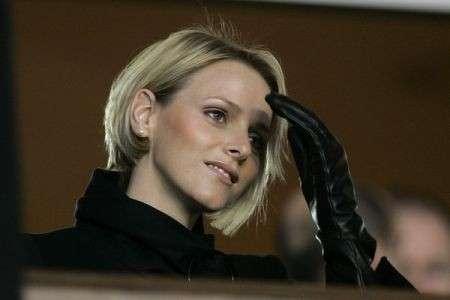 Il look raffinato di Charlene Wittstock, futura Principessa di Monaco