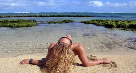cura de corpo sand therapy