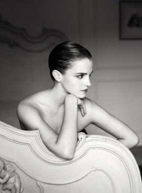 """Emma Watson: """"I capelli corti mi hanno reso più sicura"""""""