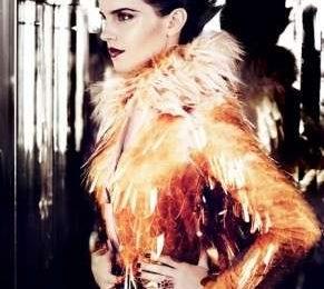 Emma Watson per Vogue US: una dea vestita Prada e D&G