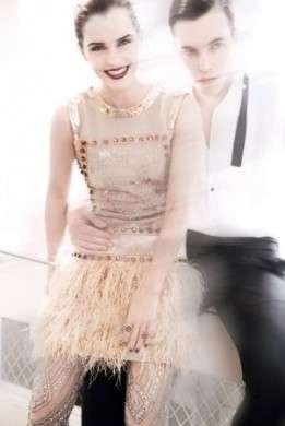 Emma Watson Vogue