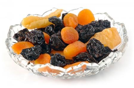 La frutta disidratata è buona come quella fresca