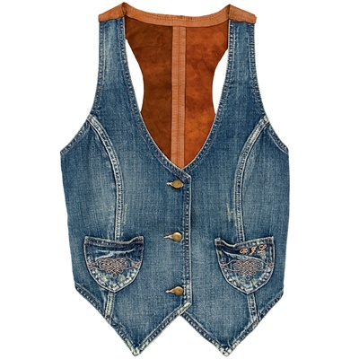 gilet donna pepe jeans