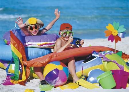 Estate 2011: organizzare i giochi da spiaggia