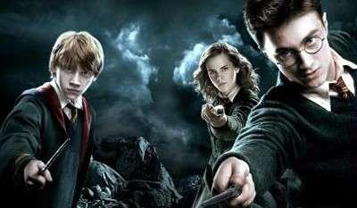 Harry Ron Ermione