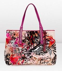 Una novità colorata tra le borse Jimmy Choo, la Scarlet L!