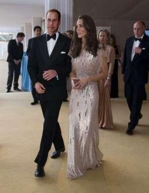 Kate e William alla cerimonia di beneficenza