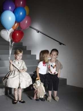 Lanvin Petite: le immagini della collezione di Lanvin dedicata alle bambine, deliziosa!