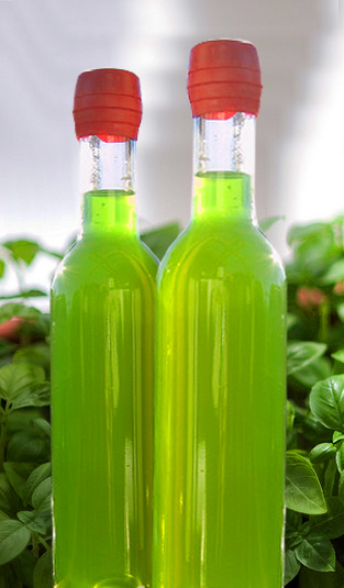 liquore basilico