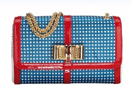 Borse Christian Louboutin: la clutch Sweet Charity