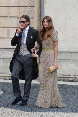 Matilde Borromeo sposa Antonius Von Furstenberg sul lago Maggiore: ecco la parata di ospiti vip
