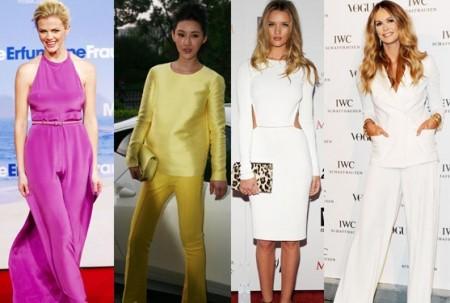 Le star adorano lo stile minimal chic di Max Mara