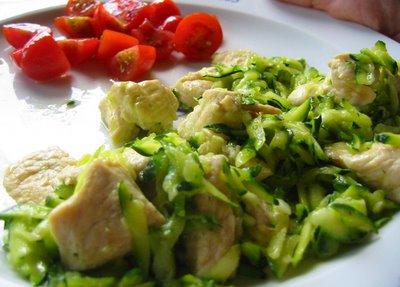 Ricette light: casseruola di pollo