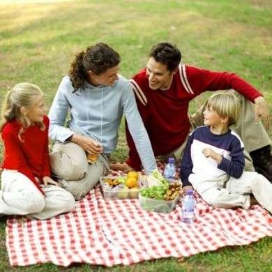 picnic famiglia
