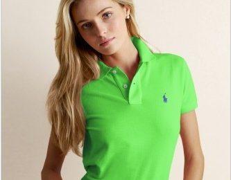 Tutti i modelli di polo da donna colorate e  fresche per la tua estate