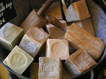 proprietà sapone di marsiglia