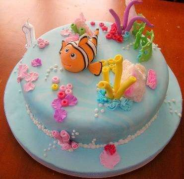 Alcune Idee Per Le Decorazioni Delle Torte Di Compleanno Foto
