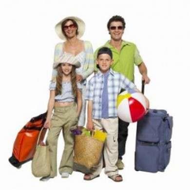 viaggio con bambini