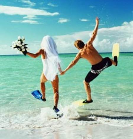 Le più belle frasi per augurare uno splendido viaggio di nozze agli sposi