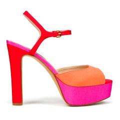 Scarpe Zara: con tacco o senza, quello che conta è il color block!