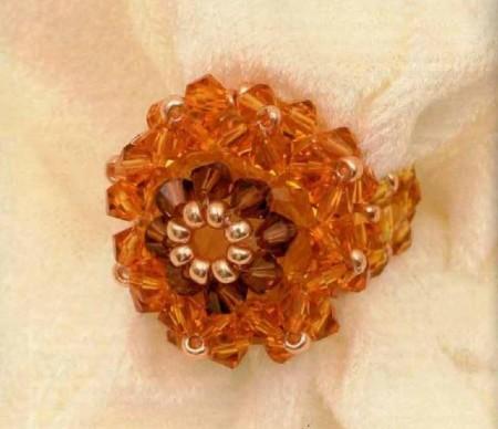 Crea un anello diadema e aggiungilo ai tuoi bijoux