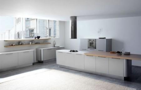 Arredare la cucina stile moderno