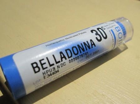 Quando usare la belladonna in omeopatia e qual è il dosaggio indicato
