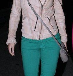 Giuseppe Zanotti e le star, ecco Cheryl Cole con delle meravigliose peep-toe!