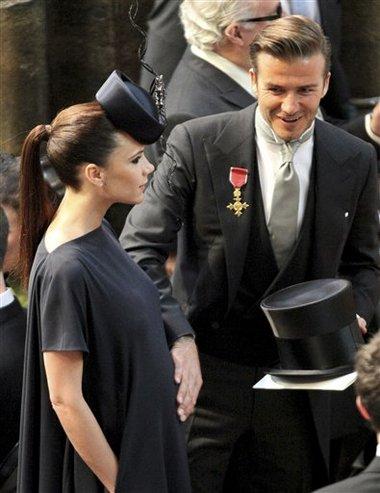 David Victoria Beckham figlia