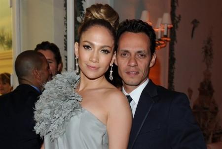 Jennifer Lopez e Mark Antony divorzio