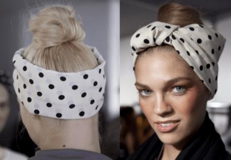 Come realizzare un'acconciatura glamour in pochi minuti