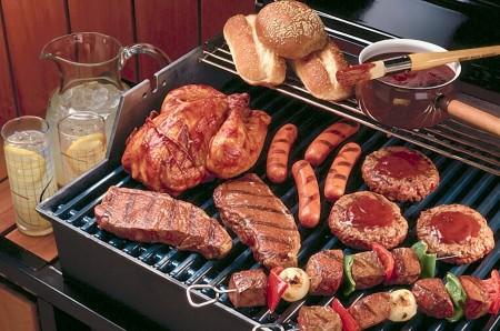 Il Barbecue mette a rischio la linea