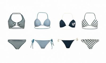 I bikini di Marina Yachting