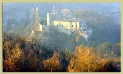 Gita fuori porta per le famiglie al Castello di Gropparello, in Emilia Romagna