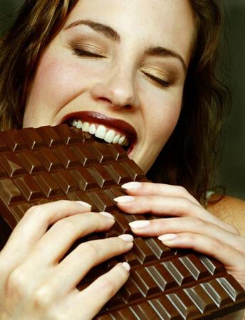 Il cioccolato e i cibi grassi cancellano la tristezza
