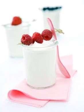 Coppette yogurt