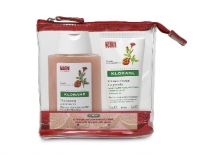 Prendersi cura dei capelli anche in viaggio grazie al kit targato Klorane