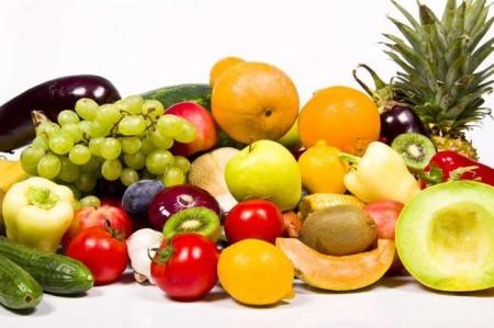 La dieta colorata per l'estate 2011 per dimagrire con allegria!