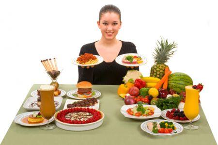 Come mantenere il peso forma? Ecco un menu d'esempio