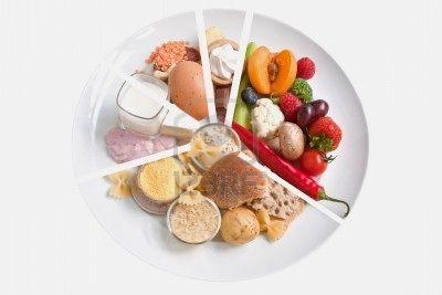 La dieta equilibrata e che funziona davvero prevede piccole porzioni