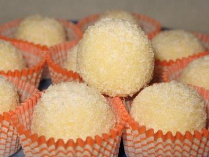 Ricette per il picnic: i dolcetti al cocco