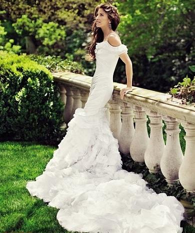 Ralph Lauren disegna l'abito da sposa per la figlia Dylan