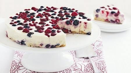 finto cheesecake