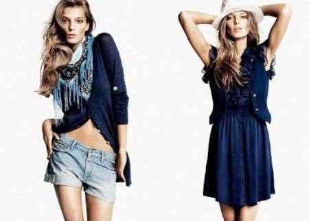 """H&M punta sui jeans boyfriend per la sua capsule collection """"The Blues"""""""