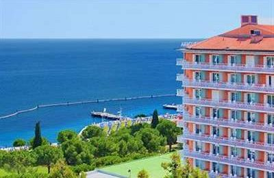 Vacanze e relax in Slovenia, al Grand Hotel Portoroz con centro benessere