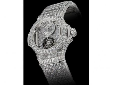 Hublot presenta l'esclusivo orologio da 2 milioni di euro: una favola!