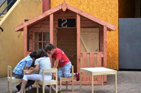 Un ristorante per bambini: il Ristorantino a Settimo Torinese