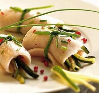 Ricette light: involtini di pesce spada agli agrumi