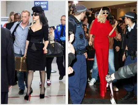 Lady Gaga, look stravaganti ma rigorosamente griffati