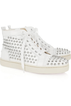 Louis, le sneakers Christian Louboutin dal carattere rock-glam
